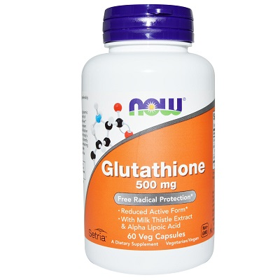 Glutathione Now 500 Mg 60 Viên