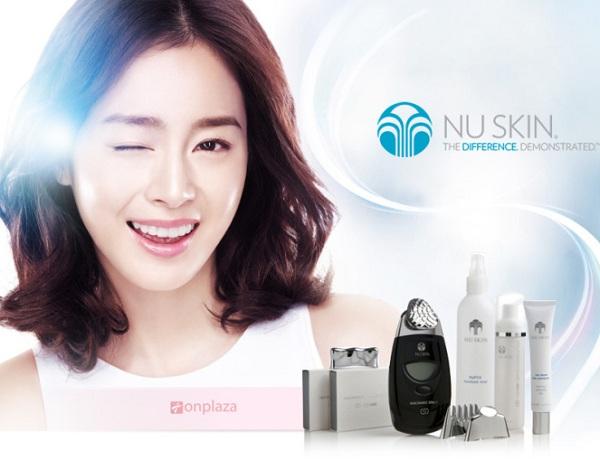 Bộ sản phẩm mát xa mặt Ageloc Galvanic Face SpaPack NuSkin