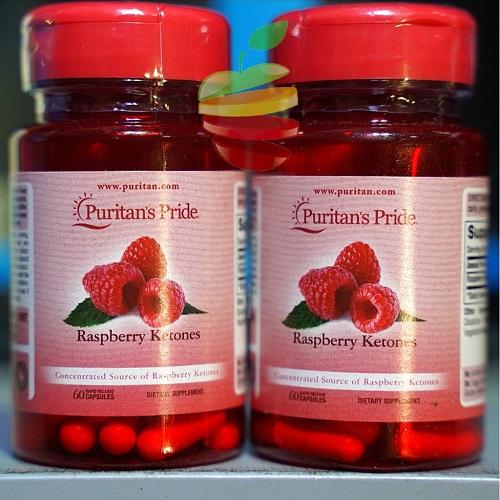 raspberry ketones 60 viên có tác dụng gì?