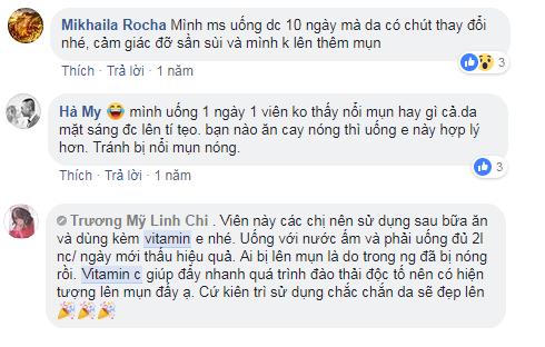 . Review viên uống dhc vitamin c 60 viên của Nhật Bản tại Việt Nam