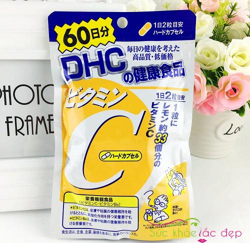 Địa chỉ mua DHC vitamin c tại suckhoesacdep.vn