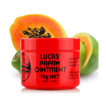 Kem đa năng Lucas Papaw Ointment 75g của Úc