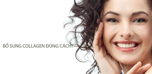 Bổ sung collagen cho cơ thể theo nhiều cách