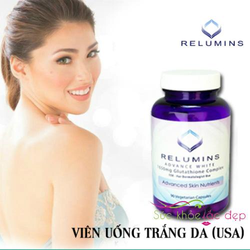 Relumins Glutathione 1650mg