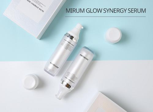 mirum glow synergy serum giúp làm trắng da trị nám tàn nhang