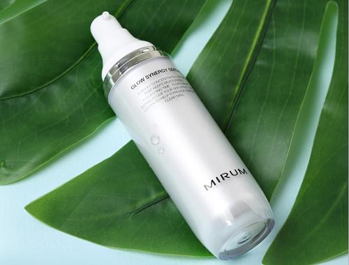 mirum glow synergy serum thích hợp với mọi loại da