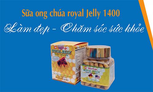 sữa ong chúa royal jelly tăng cường nâng cao sức khỏe người dùng