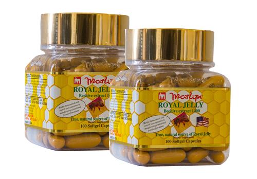 sữa ong chúa Royal Jelly được khách hàng đánh giá cao về công dụng