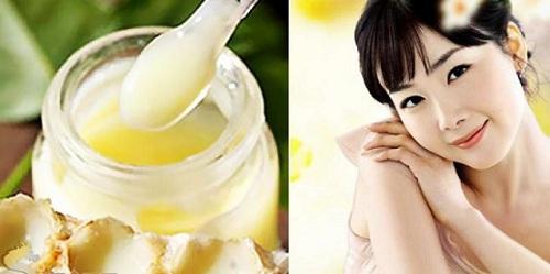 Sữa ong chúa giúp đẹp da cho phái đẹp