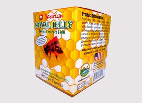 sữa ong chúa Royal Jelly chống lão hóa làm đẹp da hiệu quả