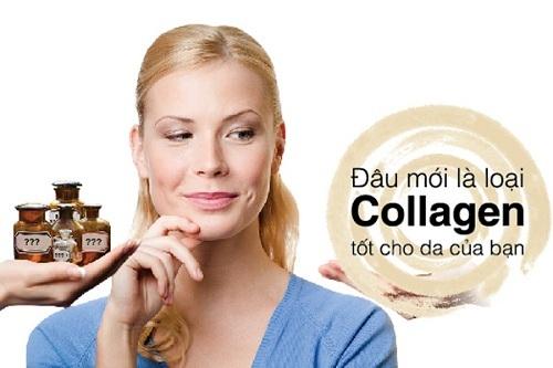 Collagen nào được các chuyên gia khuyên dùng