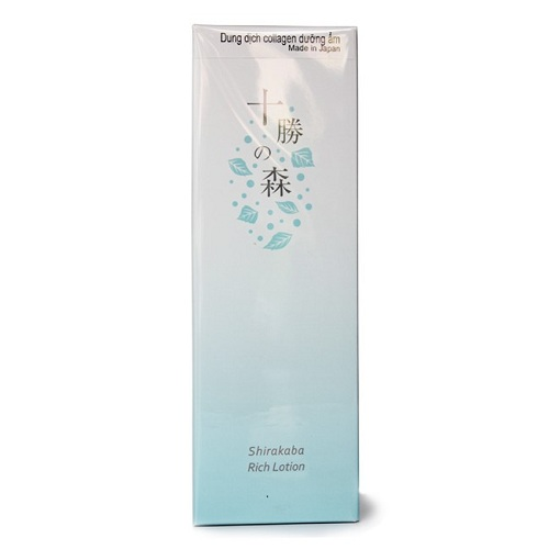Serum collagen Tokachi no Mori chai 200 ml
