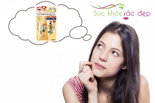 Công dụng của kem sana 25 G Nhật Bản