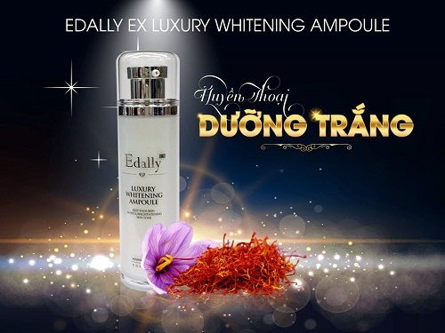 Tinh chất dưỡng trắng Edally Luxury Whitening Ampoule