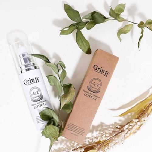 Mỹ phẩm làm đẹp từ thiên nhiên Grinif vitamin ace moisture lotion