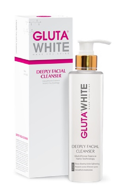 Sữa rửa mặt Gluta White Deeply Facial Cleanser 150ml