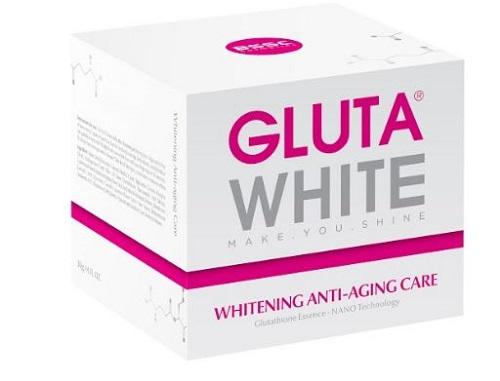 mỹ phẩm chống lão hóa  Gluta white