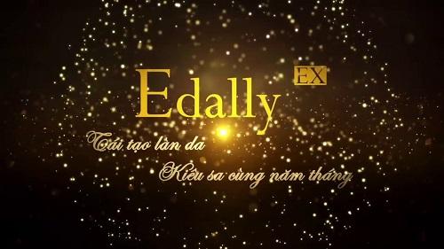 Top 10 loại sản phẩm cao cấp của hãng mỹ phẩm Edally Hàn Quốc.