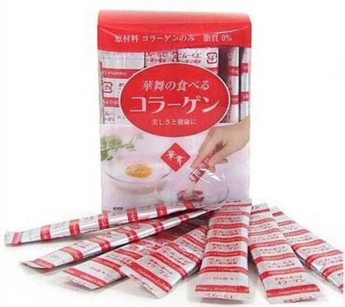 Bột Collagen hanamai pig của Nhật