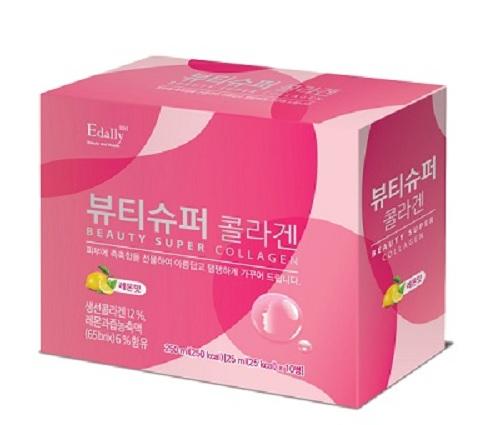 Nước uống Collagen Edally Hàn Quốc Beauty Super
