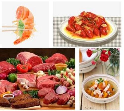 Các thực phẩm thịt đỏ giàu collagen tốt cho da