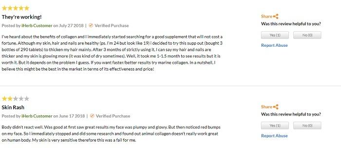 Review từ khách hàng về Youtheory Collagen Advanced Formula