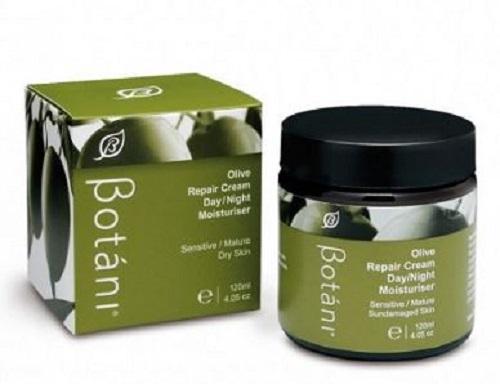 Botani olive repair cream day & night moisturizer