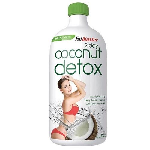 trà giảm cân của úc Detox Coconut