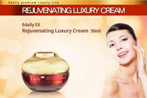 Kem Trị Nám da mặt Edally Rejuvenating Luxury Cream 50ml Hàn Quốc