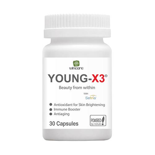 viên uống tốt cho da Young X3 Wincare 30 viên