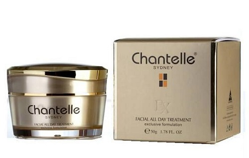 Kem dưỡng da chống nắng Chantelle Facial All Day Treatment