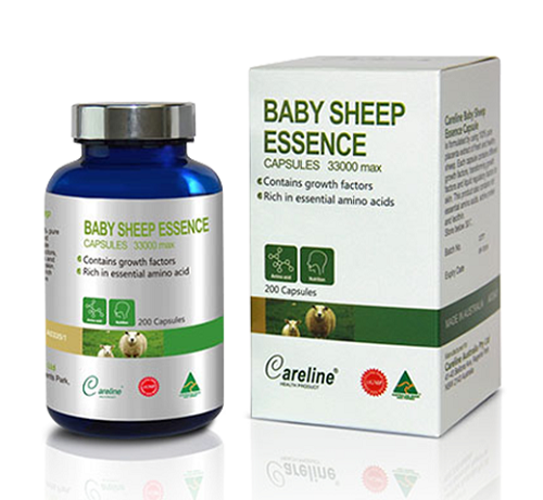 Viên Nhau Thai Cừu Baby Sheep Essence