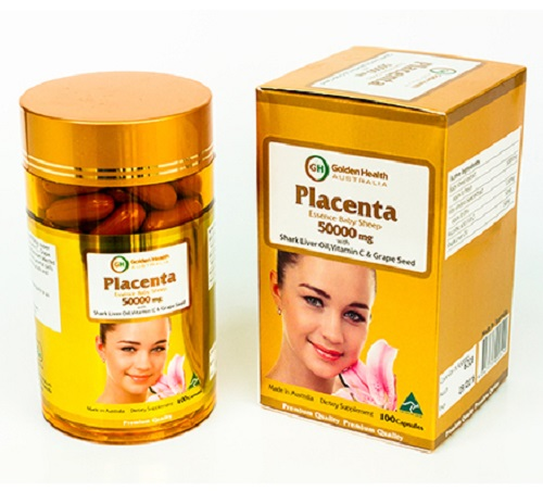 Nhau Thai Cừu Golden Health Placenta