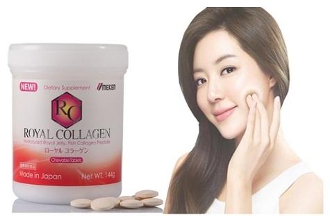 thuốc collagen của nhật