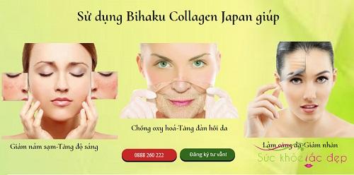 Địa chỉ mua viên uống bihaku collagen 30 viên Nhật Bản ở đâu nhanh nhất?