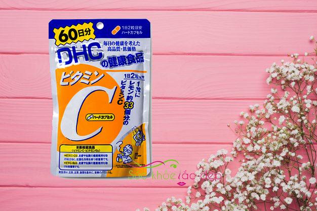 Viên Uống Bổ Sung Vitamin C DHC Của Nhật Bản là gì?