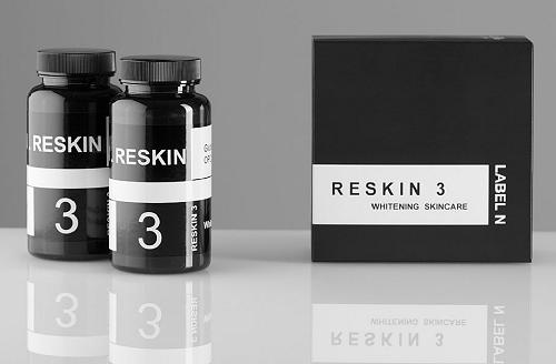 Nước uống Viên Uống Collagen Label N - Reskin