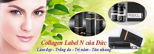 nguồn gốc viên uống collagen label n 3