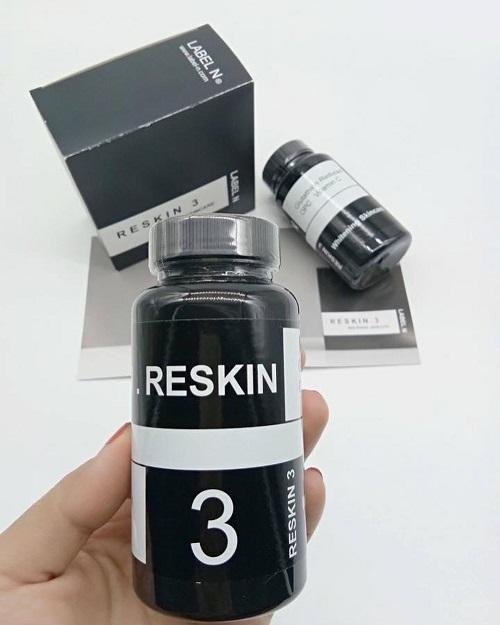 ưu điểm của Collagen Label N - Reskin 3