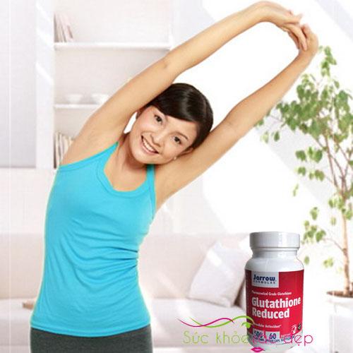 Glutathione Reduced 500MG