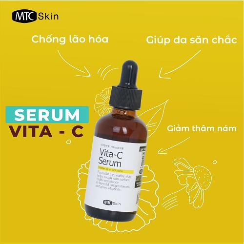 Vita-C Serum MTC Skin 60ml
