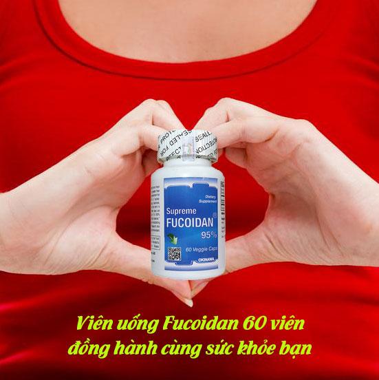 Supreme Fucoidan của Mỹ còn có tác dụng tăng cường hệ miễn dịch