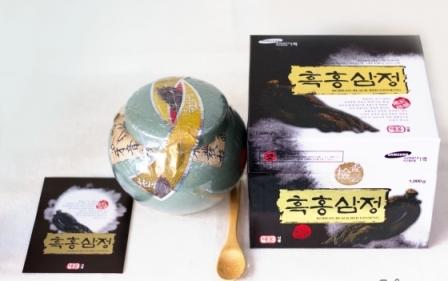 Công dụng của cao đặc Hắc Sâm Hàn Quốc 1kg