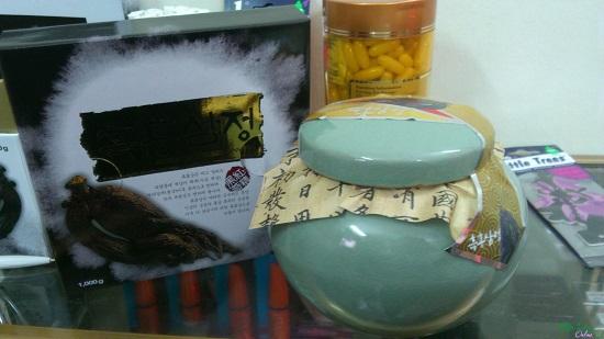 Cách dùng cao đặc Hắc Sâm Hàn Quốc 1kg
