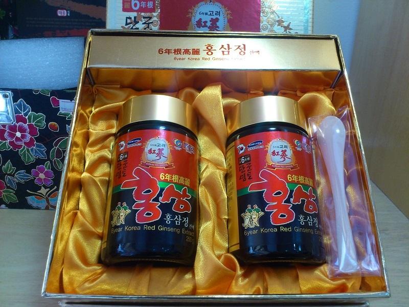 Cao hồng sâm 6 năm tuổi Kanghwa