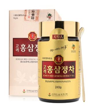 Cao hồng sâm Bio 240g Hàn Quốc chất lượng đảm bảo hàng đầu