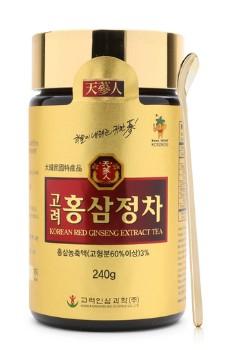 Uống cao hồng sâm Bio 240g Hàn Quốc