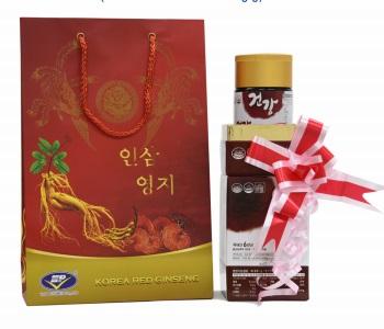 Cao hồng sâm hàn quốc 240g 7mg/g Daedong chất lượng hảo hạng