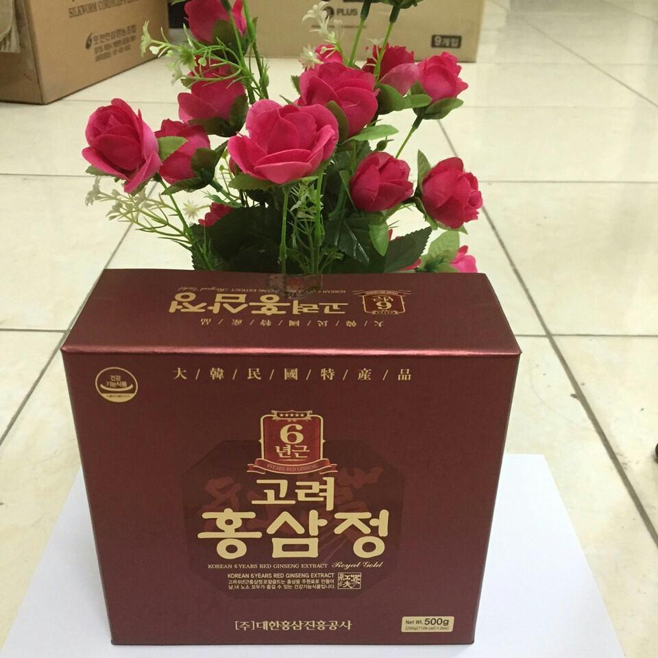 Cao hồng sâm Kanghwha 6 năm tuổi 250g của Hàn Quốc