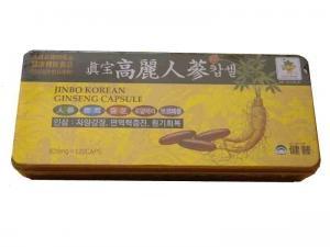 Hồng sâm cao ly Jinbo Triều Tiên - Tinh hoa của trời đất